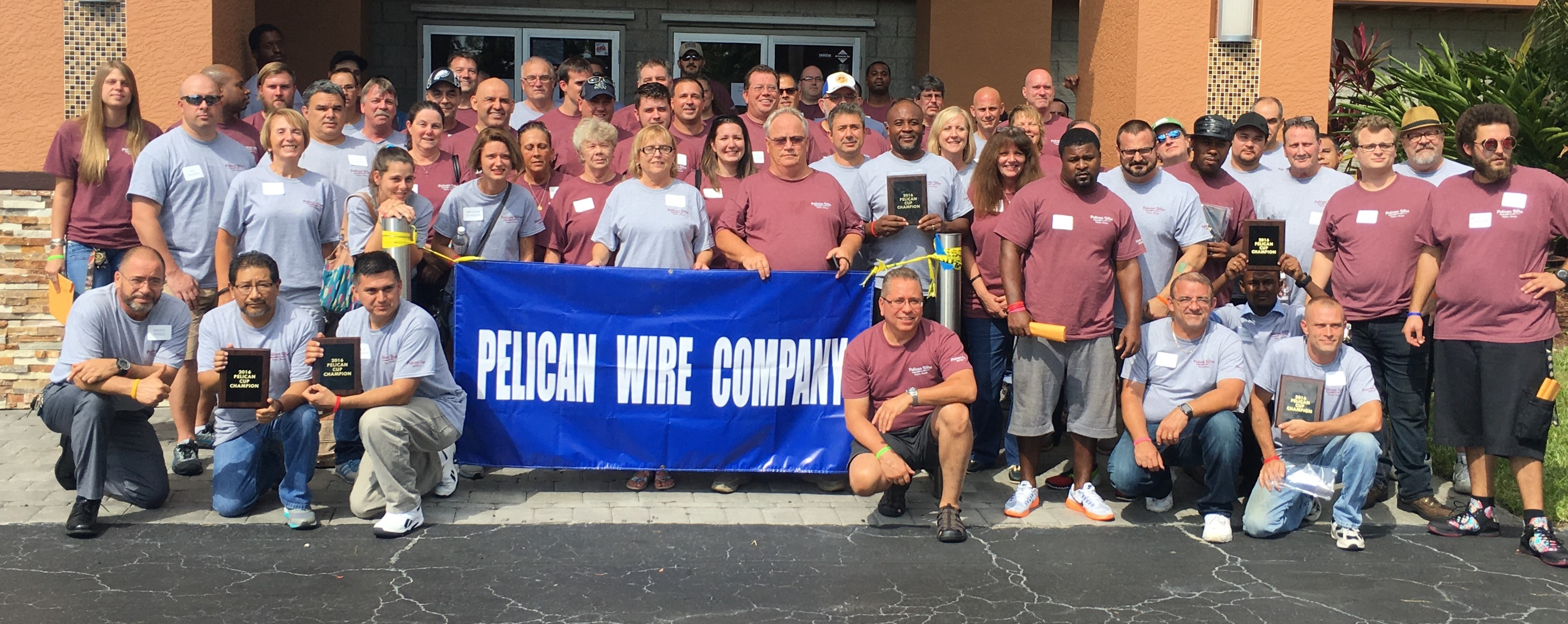 Career opportunities pelican wire company at pelican wire we are always looking for talented dedicated people to become employee owners help us grow while developing professionally publicscrutiny Choice Image